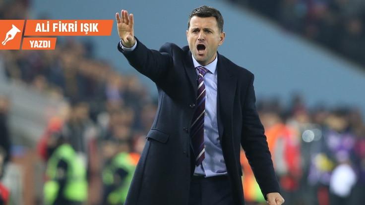 Trabzonspor'a gerçek bir teknik adam lazım