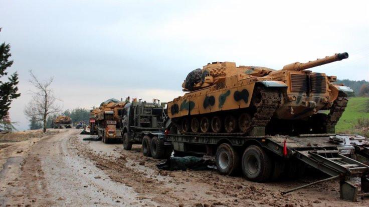 MSB: İdlib'de beş şehit var, beş asker yaralı