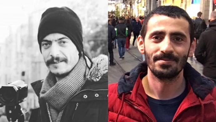 İki gazeteci gözaltına alındı