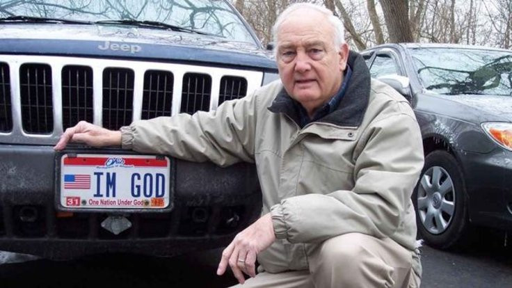 'Ben Tanrıyım' dedi tazminat kazandı