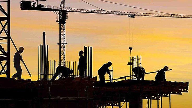 15 günde 15 bin inşaat işçisi işten çıkartıldı