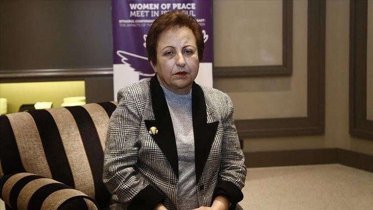 Nobel ödüllü Ebadi: Pişmanım