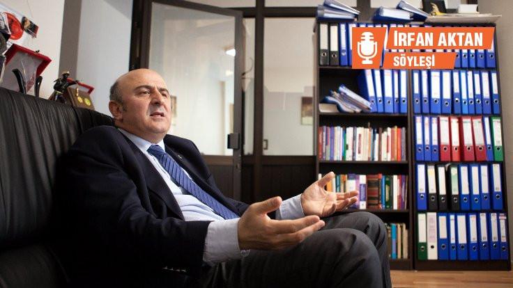 Eminağaoğlu: Yargıda da Cumhur İttifakı var!