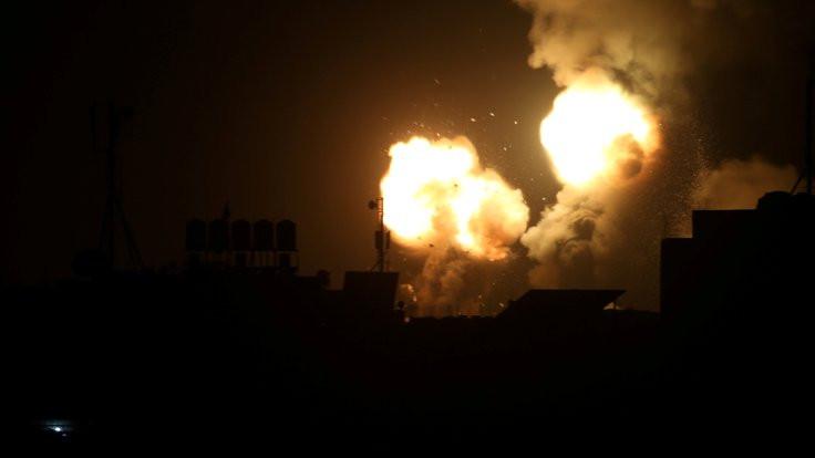İsrail, İslami Cihat'ı Şam'da vurdu
