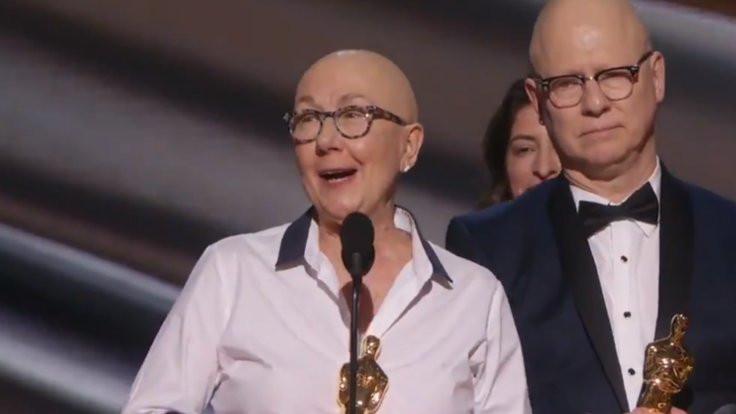 Komünist Manifesto çağrısı Oscar'da