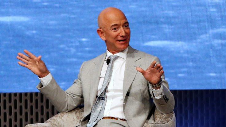 Jeff Bezos'tan iklim değişikliğine karşı 10 milyar dolar