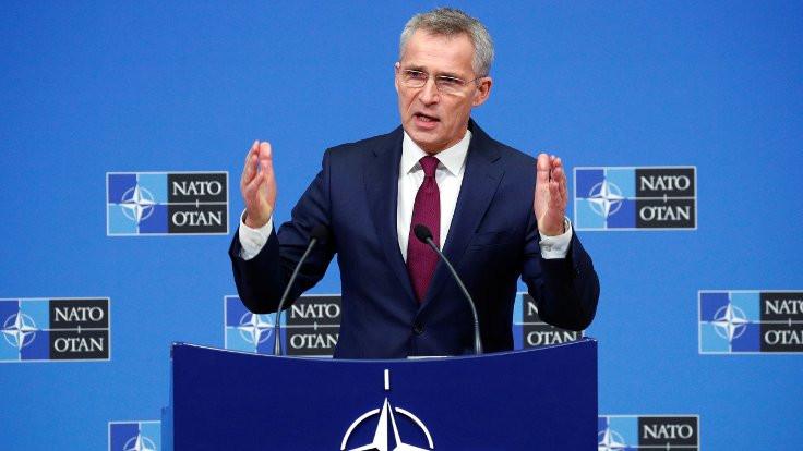 NATO: İdlib'deki saldırıları kınıyoruz