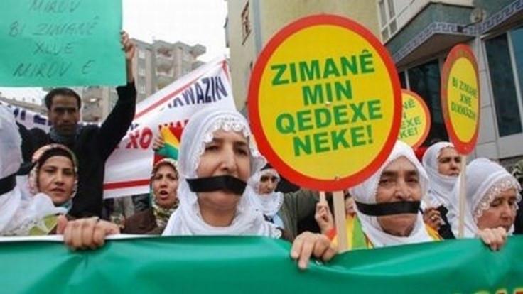 MEB'e Kürtçe yazılı önerge