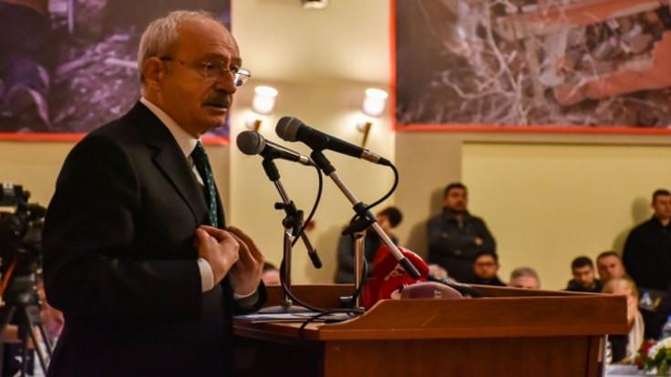 Kılıçdaroğlu: Elazığ afet bölgesi ilan edilsin