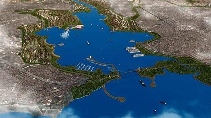Kanal İstanbul raporuna dava