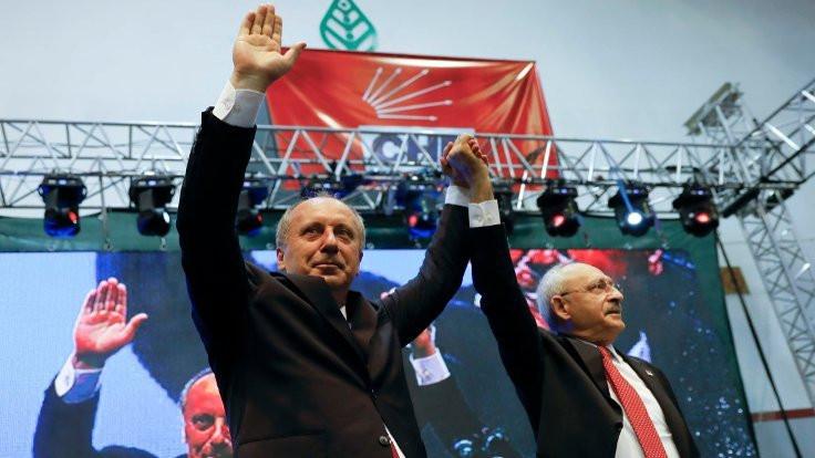 İnce, Kılıçdaroğlu ile görüştü