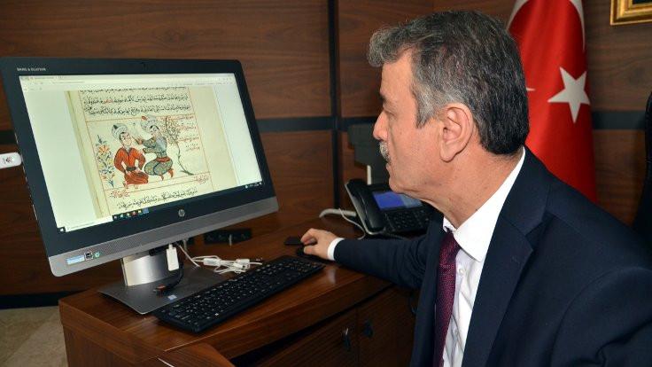 Fransa PDF'i yolladı: 555 yıllık kitap basılacak