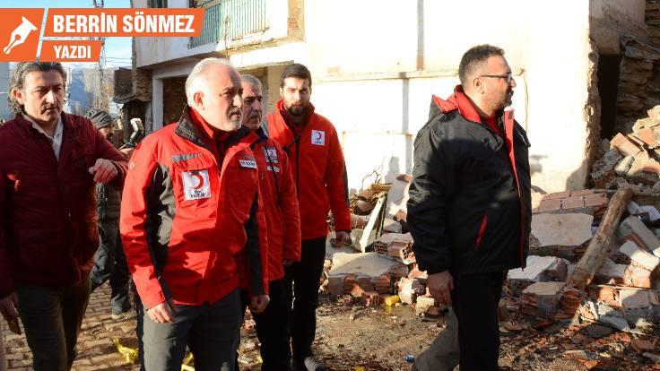 Kızılay'la gelen AKP Kızılay'la gider