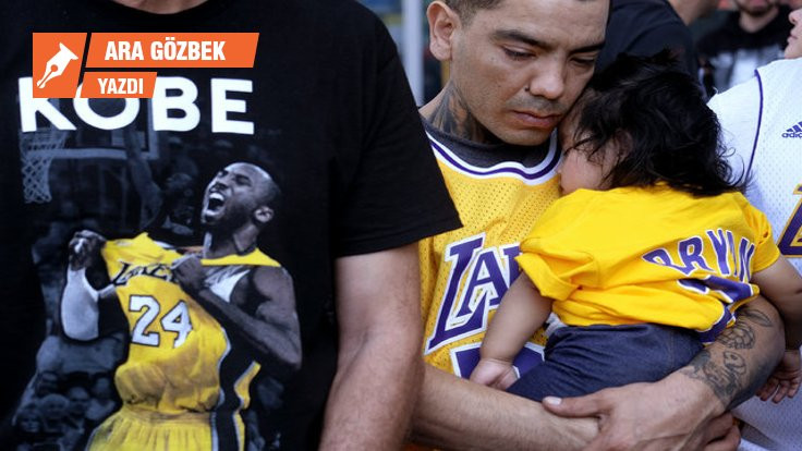 Kobe Bryant'ın gidişi ve anma töreni
