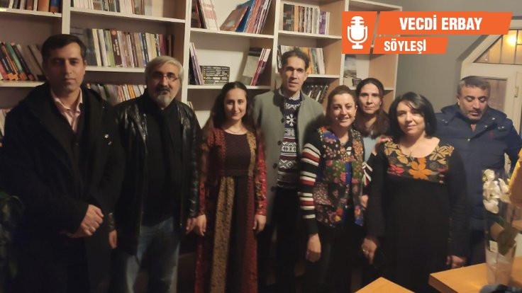'Kürt Edebiyatçılar Derneği bir çatı olacak'
