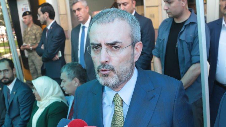 Ünal: Kılıçdaroğlu'nun söylemleri alçakça