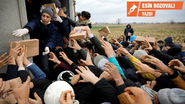 Sınırda insan hakları
