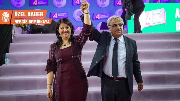 HDP Parti Meclisi'nde yüzde 80 değişiklik