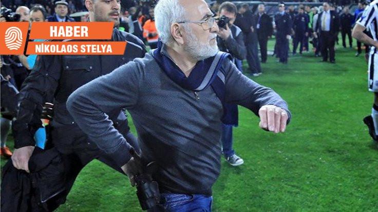 Yunanistan'da futbol krizi: FIFA'dan yardım istendi