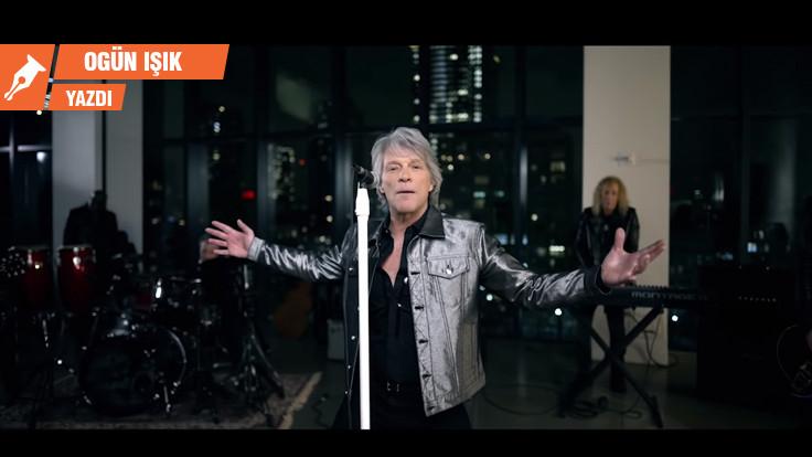 Bon Jovi yeni albümle geri dönüyor