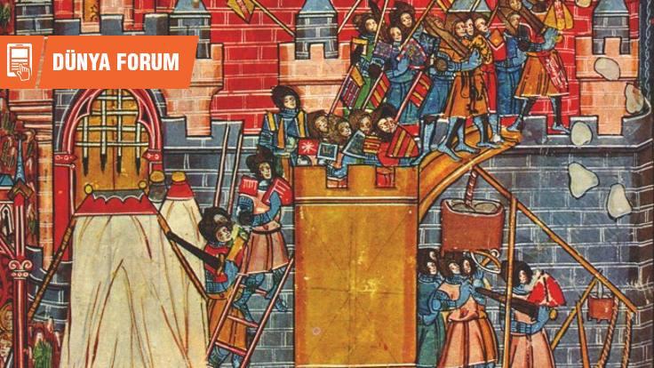 Dünya Forum... Papa II. Urban: Dünya tarihine damgasını vuran rahip