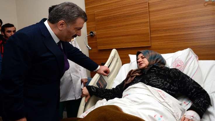 Başdanışman Gülşen Orhan: Çığ çalışmasında hiçbir direktifim olmadı