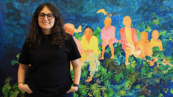 Pınar Tınç'tan yeni sergi