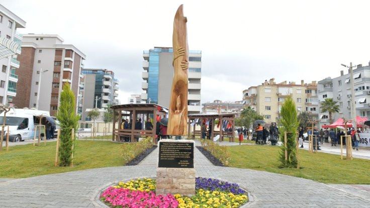 Toprak Dede Hayrettin Karaca Parkı açıldı