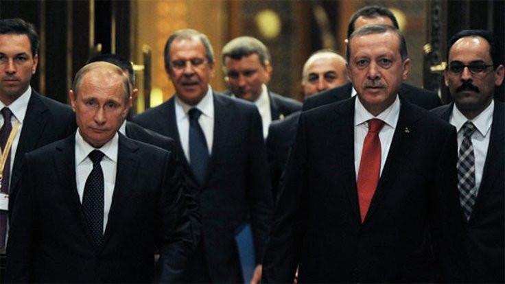 Erdoğan Trump'tan sonra Putin'le de görüştü