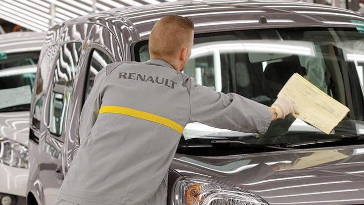 Fransa'da Renault'ya ayrımcılık suçlaması