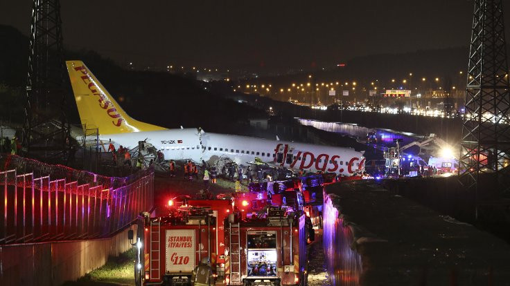 Uçak kazasında yaralanan 92 kişi taburcu edildi