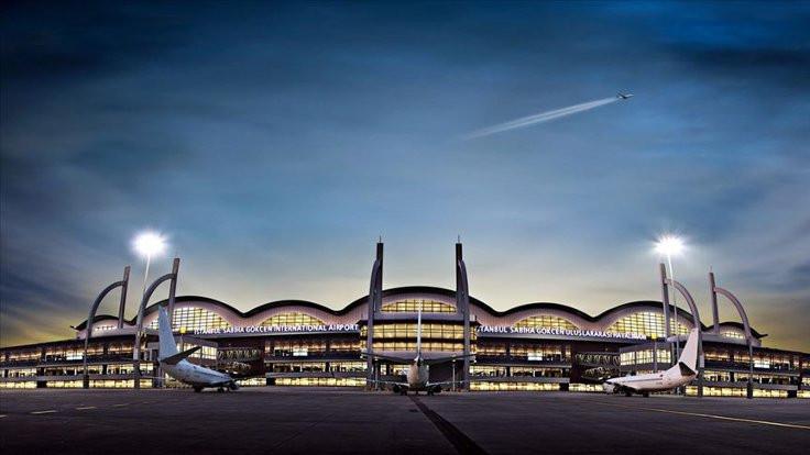 Sabiha Gökçen Havalimanı uçuşlara açıldı