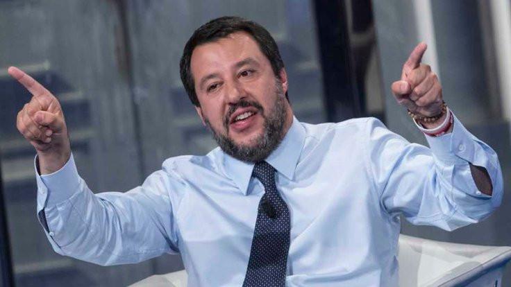 Salvini'nin dokunulmazlığı kaldırılıyor