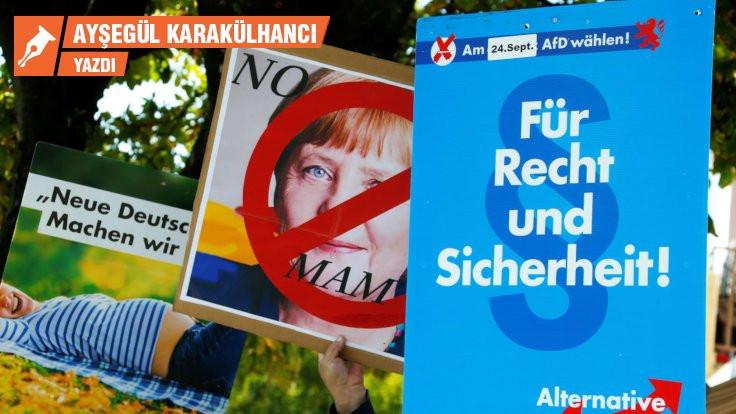 Almanya'nın demokrasisi alarm veriyor