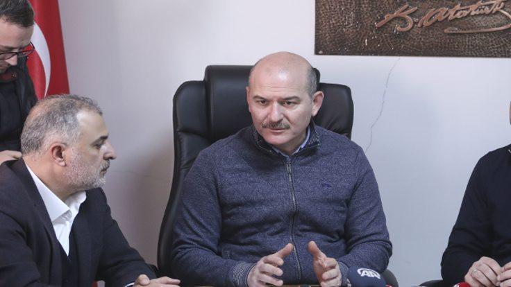 Soylu: 'Afet bölgesi ilan edilsin' çağrısı siyasi