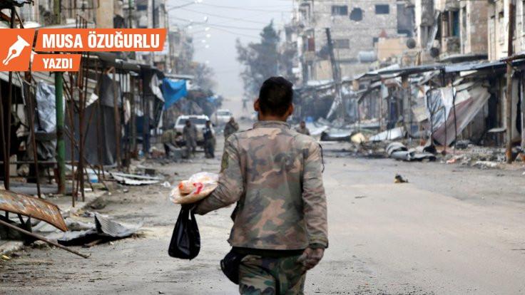 İdlib'te yanlıştan dönülmeli