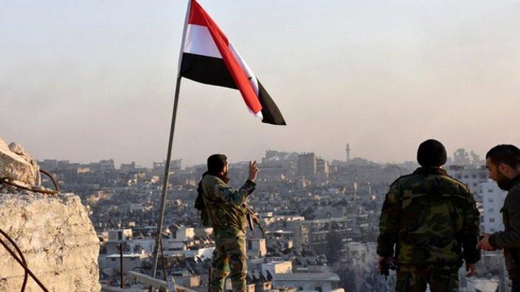 Suriye ordusu, İdlib'de siviller için yeni tahliye noktaları kurdu