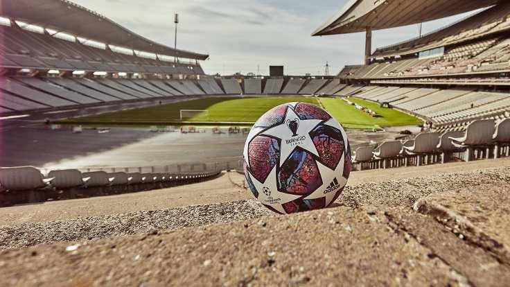Final maçına özel 'İstanbul' topu