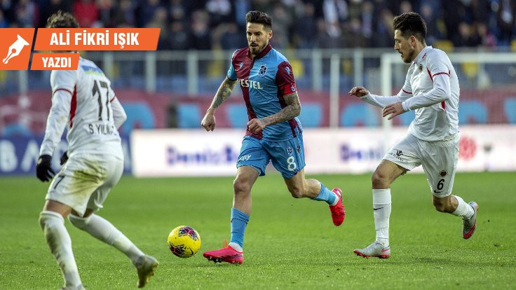 Trabzonspor'un Gençlerbirliği sınavı