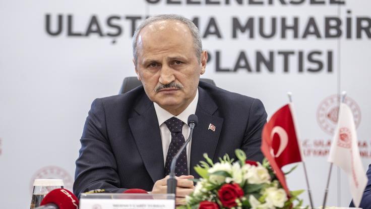 'Kanal İstanbul'da ilk kazma bu yıl vurulacak'