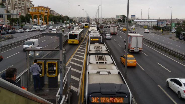 İSTESOB: İstanbul'da ulaşıma yüzde 35 zam
