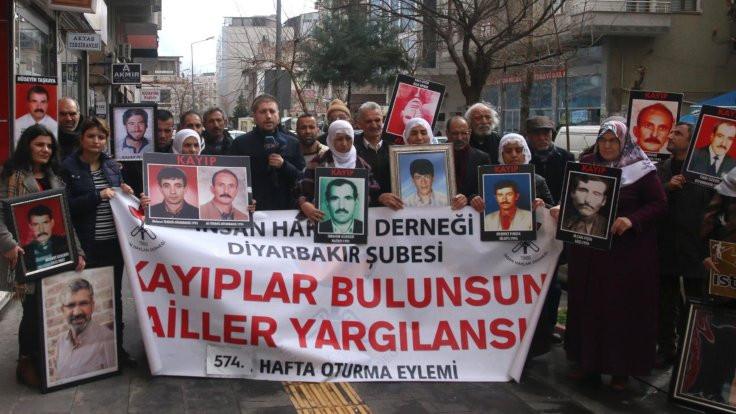 Kayıp yakınları Ahmet Tekin'in akıbetini sordu