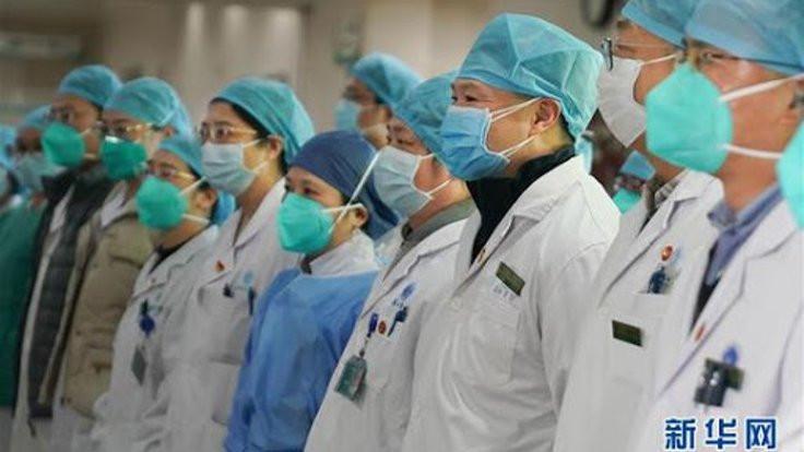 Çinli hemşireler: Bize yardım edin!