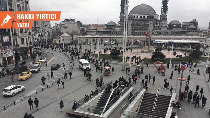 Taksim Camisi: Yanlış yere yanlış yapı
