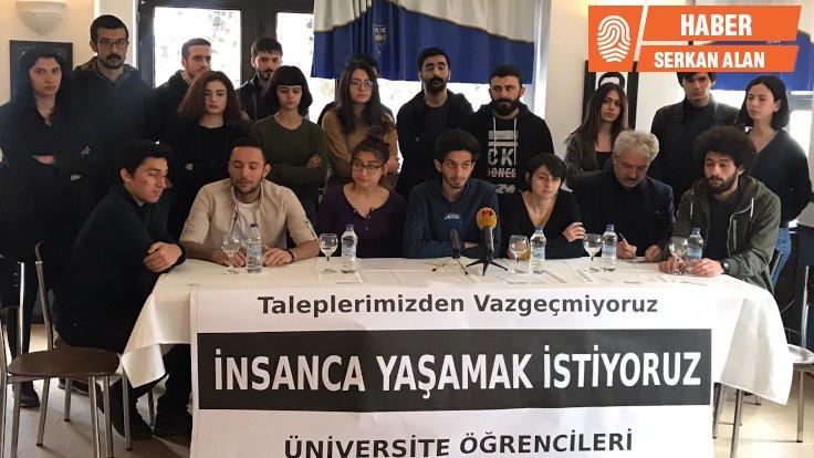 Öğrencilerden polise taciz ve hakaret suçlaması