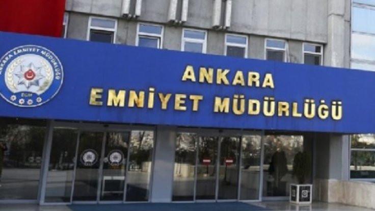 Ankara Emniyet Müdürlüğü'nde işkence iddiası