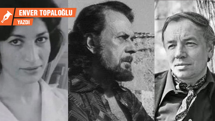 Ritsos, Voznesenski, Furuğ: İz bırakanlar