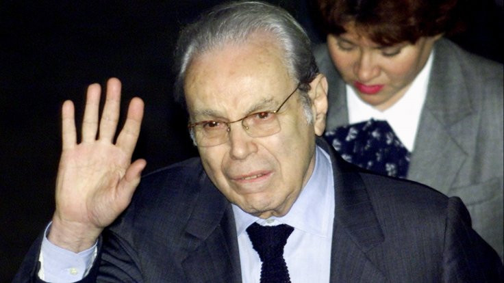 Eski BM sekreteri de Cuellar öldü