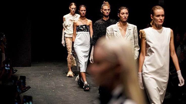 Fashion Week iptal edildi