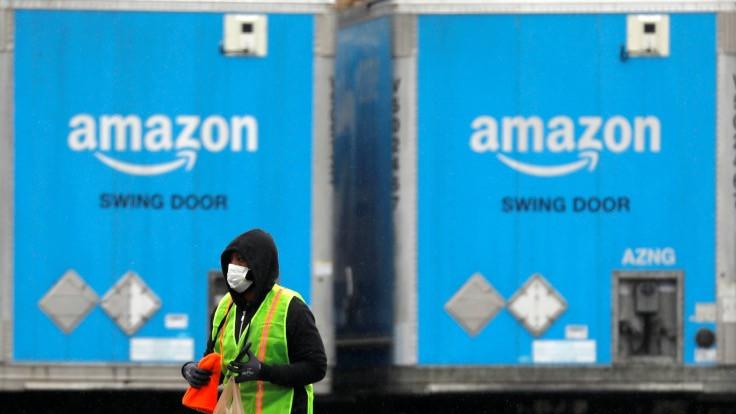 Amazon işçilerinin korona isyanı: Siz stok yaparken bizim riskimiz arttı